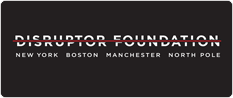 Disruptor Foundation Logo