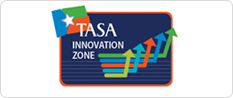 TASA Innovation Zone Logo
