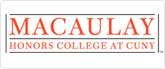 City University of NY (CUNY) Macaulay Honors College Logo