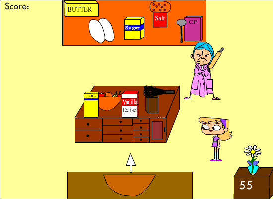 Screenshot of Jennifer Caceres's game