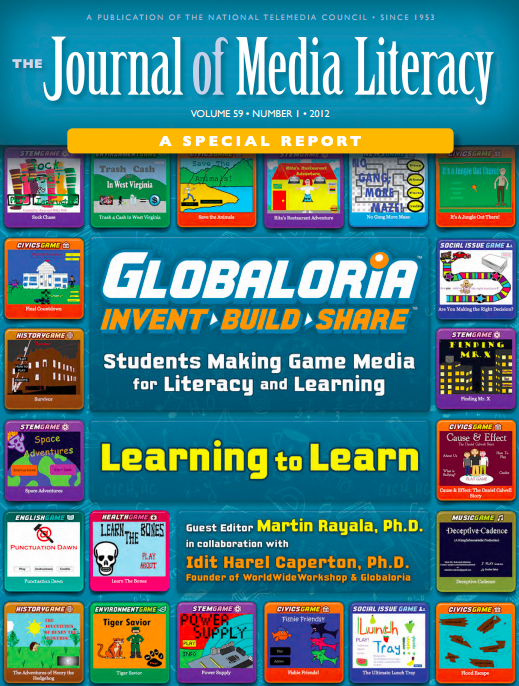 Journal of Media Literacy – World Wide Workshop Foundation & Globaloria