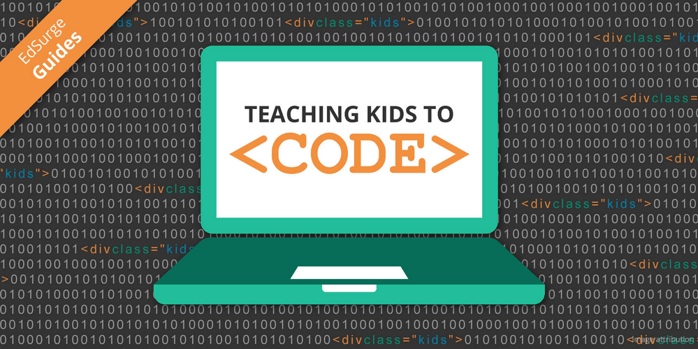 EdSurge Summer Coding Camp Guide